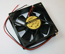 AXIAL FAN 80mm x 25mm 12VDC 120mA ADDA AD0812MB-A70GL DC BRUSHLESS PC COOLING