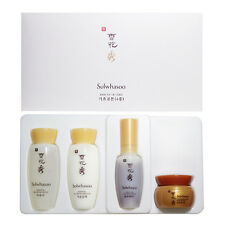 Sulwhasoo Ginseng  Skin Care Travel Kit Set_4items, Free Gift Sample