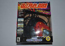 OUTRUN 2019 TV Plug and Play Sega Genesis Game Radical Clean Tested Plays