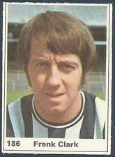 MARSHALL CAVENDISH TOP TEAMS 1971- #186-NEWCASTLE UNITED-FRANK CLARK