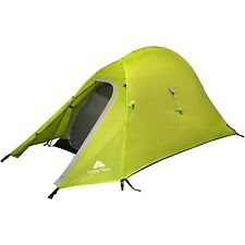 Ozark Trail 1 Person Tent Backpacking Camping Hiking Outdoor Shelter Lightweight