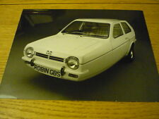 RELIANT ROBIN GBS PRESS PHOTO Brochure related  jm