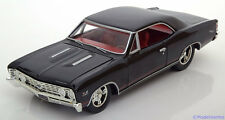 1:24 Ertl/Auto World Chevrolet Chevelle SS 1967 black