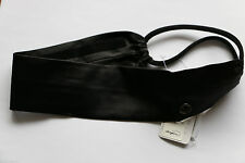 Lululemon PARTY OM Headband!  SOLID BLACK BRAND New with tag!