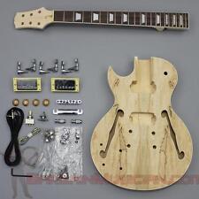 Bargain Musician GK-012L-S - LEFT Hand DIY Unfinished Project Luthier Guitar Kit