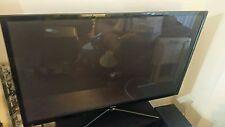 """Samsung 60"""" plasma Smart TV *BROKEN SCREEN*"""