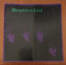 RARO TOUR BOOK ORIGINALE 1964 UK BEATLES LTD DESIGNED PHOTOGRAPHS ROBERT FREEMAN