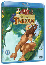 TARZAN DISNEY PIXAR BLU RAY - GOLD OVAL NUMBERED - NEW AND SEALED - UK