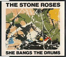 The Stone Roses She Bangs The Drums UK CD Single
