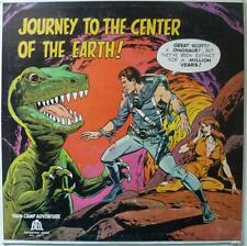 Journey to the Center of the Earth  -  Reise zum Mittelpunkt der Erde Hörspiel