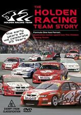 THE HOLDEN RACING TEAM STORY DVD All Zone