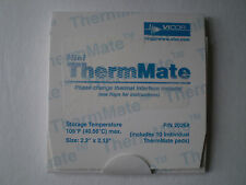 ThermMate Thermal Pads, Vicor P/N 20264, for Mini Modules, Heat Sink Board $30