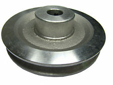 """RDGTOOLS 5"""" V PULLEY 15MM BORE / USED WITH V BELT / vee"""