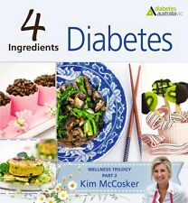 Direct from 4 Ingredients, Diabetes, Signed, Endorsed by Diabetes Australia