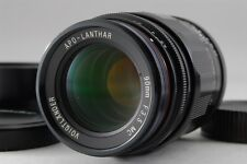 [EXC++] Voigtlander APO Lanthar 90mm  f/3.5 MC for Leica L Mount from Japan #314