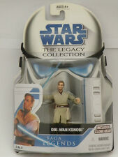 Star Wars Figure * OBI-WAN KENOBI * The Legacy Collection - SL 4 - Saga Legends