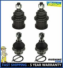 Lincoln Navigator Ford Expedition F-150 F-250 4 Pc Kit Upper & Lower Ball Joint