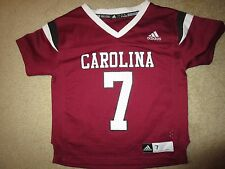 South Carolina Gamecocks #11 Basketball Under Armour Jersey Toddler L 7