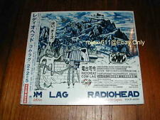 Radiohead Com Lag 2+2=5 Enhanced Japan only LIVE 2004 Version OBI CD sealed