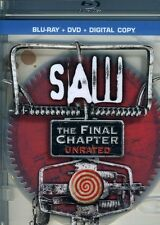 Saw: The Final Chapter [2 Discs] [Includ (2011, REGION A Blu-ray New) BLU-RAY/WS