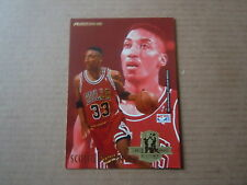 Carte - Fleer' 94/95 - Scottie Pippen / Hakeem Olajuwon