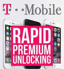 TMobile USA iPhone 6s 6 5s 5c 5 4 ALL IMEI Premium Factory Unlock Service IMEI
