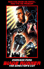 24X36Inch Art BLADE RUNNER Movie POSTER Harrison Ford Star Wars Indiana Jones 92