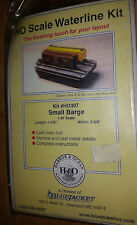 HO Scale Harbor & Ocean Small Barge HO307   New