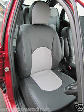 CITROEN XSARA PICASSO  BLACK AND GREY CAR SEAT COVERS
