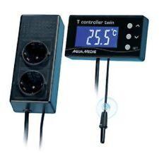 Aqua Medic T Controller Twin 2-Kanal Temperatur Mess- u. Regelgerät Regler