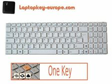 One Laptop Key ASUS X5D X5DAB X5DAD X5DAF X5DC- Type Chiclet White