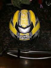 Thh Ts-41 Helmet Yellow Xl Dot Approved