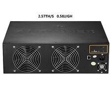 Bitmain Antminer S4+ 2500 GH/s ASIC Bitcoin Miner 205v+ - Not S5, S7, S9