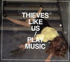 Play Music - Thieves Like Us (2009, CD NIEUW)
