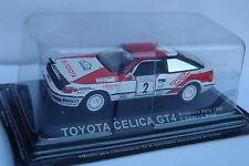 ALTAYA TOYOTA CELICA GT4 #2 ACROPOLIS RALLY 1990 1:43