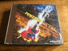 POWER OF METAL - Compilation - 2CD