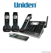 UNIDEN XDECT 8355+2 TRIPLE 3 HANDSET CORDLESS TELEPHONE SYSTEM+ANSWER MACHINE