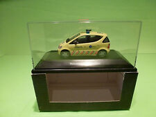HERPA  1:43 MERCEDES BENZ A KLASSE  - SPECIAL MADE NO=38 - DEALER EDITION.