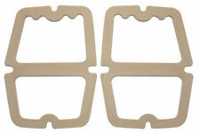1962 1963 1964 Nova Chevy II Tail Light Back Up Lens Gaskets Pair