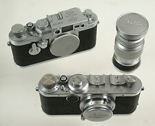 IIIG Leica Elmar 4/90 IC 3,5/35 LEITZ Unique Set unico all end number 500