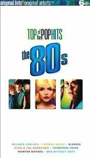 VARIOUS-TOP OF THE POP HITS:80`S  CD NEW