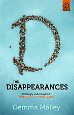 The Disappearances (Killables Trilogy 2), Malley, Gemma, New Condition
