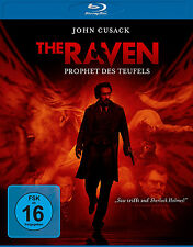 Blu-ray * THE RAVEN | JOHN CUSACK # NEU OVP §