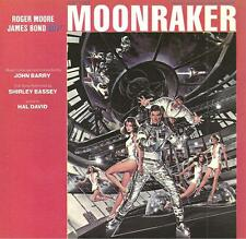 cd B1 SOUNDTRACK JAMES BOND 007 - MOONRAKER  music by John Barry