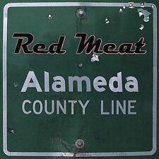 Audio CD Alameda County Line  - RED MEAT VeryGood