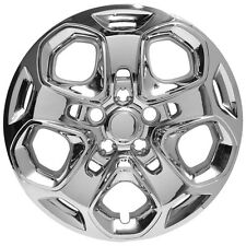 "NEW 2010 2011 2012 Ford FUSION Hubcap Wheelcover CHROME 17"" Bolt-On"
