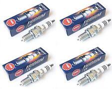Honda CBF600 04-06 CR9EHIX-9 NGK Iridium Spark Plugs Full Set