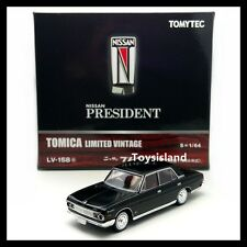 Tomica Limited Vintage NEO LV-158a NISSAN PRESIDENT 1966' 1/64 Tomy DIECAST CAR