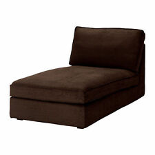 Ikea Kivik Chaise Lounge Cubierta en Tullinge marrón oscuro, cubierta sólo