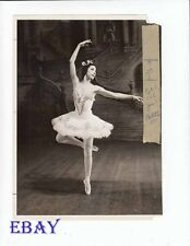 Margot Fonteyn ballet dancer VINTAGE Photo